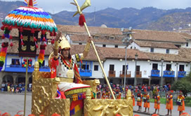 Customs Of Cusco